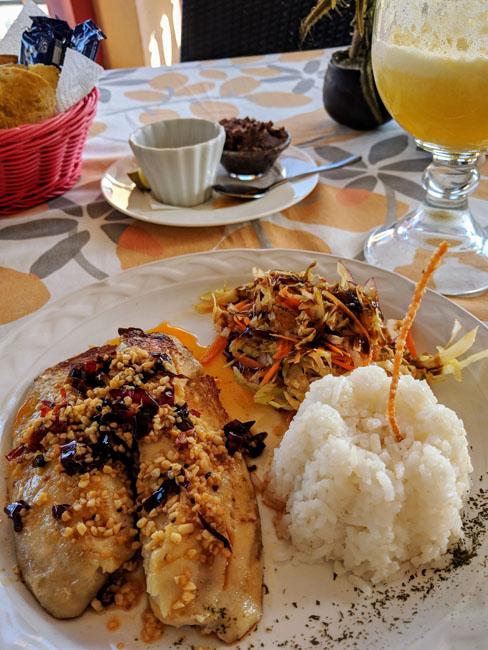 Seafood, Tlacotalpan, Veracruz