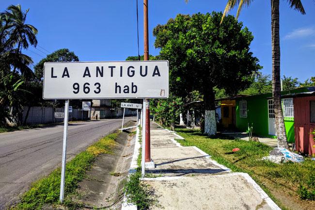 La Antigua, Veracruz, Mexico