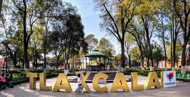 Zócalo, Tlaxcala City, Mexico