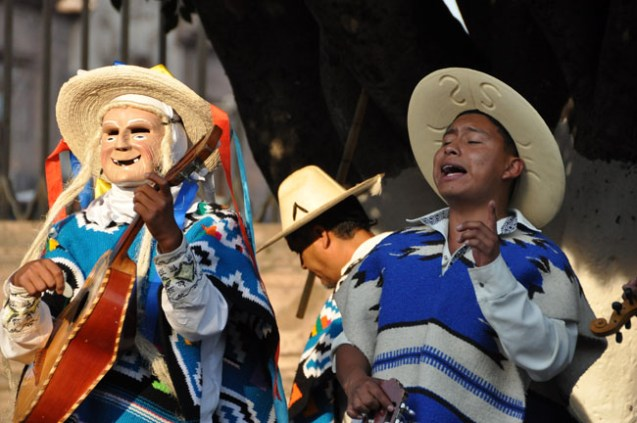 Danza de los Viejitos, Morelia