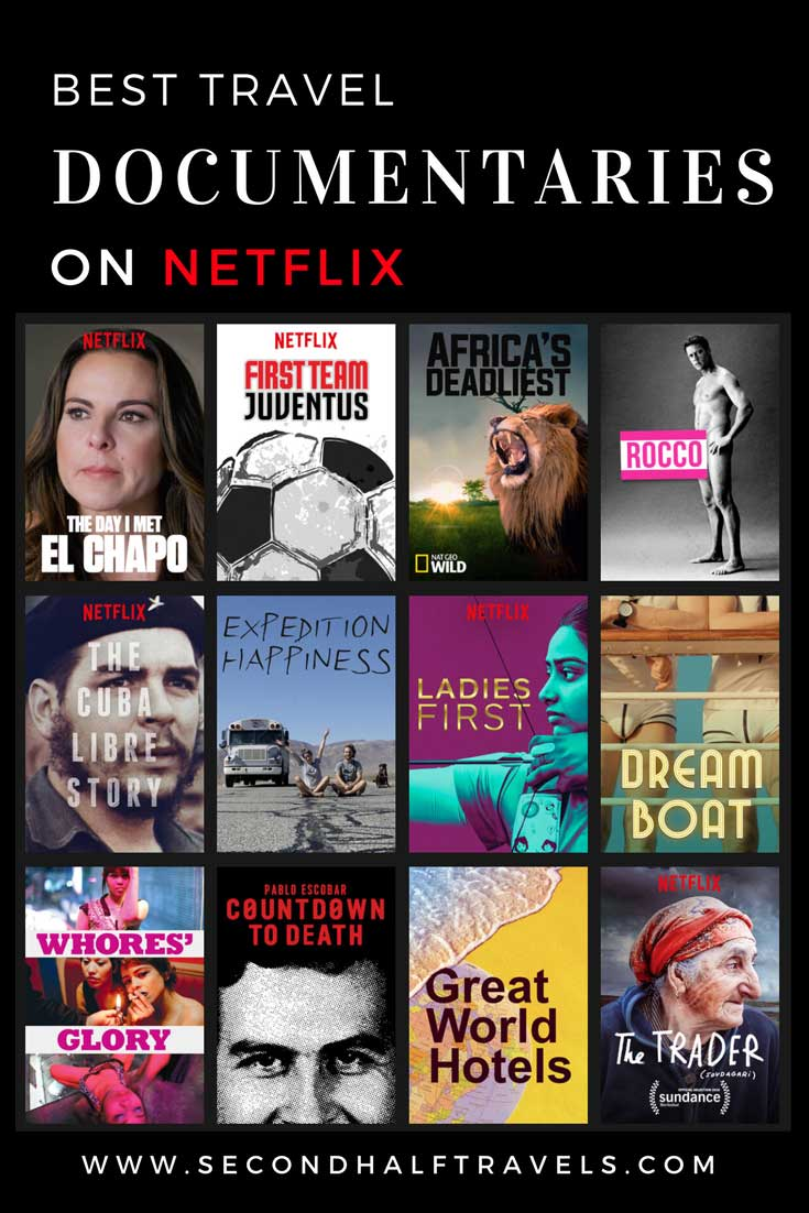 Bitten by the travel bug? These Netflix travel documentaries will pacify your wanderlust between trips as you explore the world from the comfort of your couch.