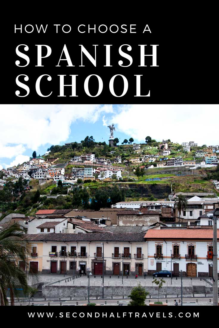 How to Choose the Best Spanish School