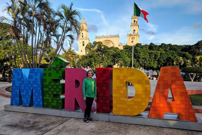 Learn Spanish in Merida, Mexico