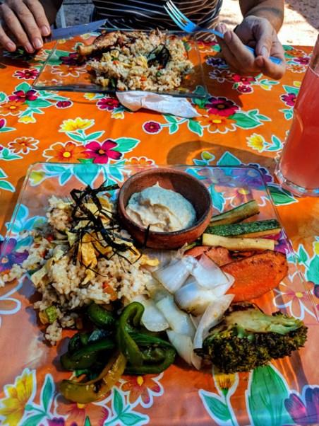 La Calle Spanish school food