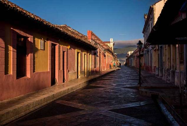 San Cristóbal street