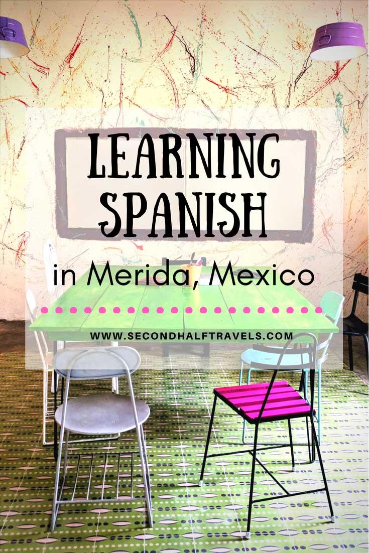 Spanish School in Merida Mexico