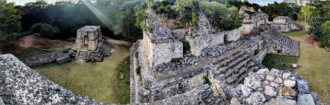 Ek' Balam - visit Yucatan Mexico