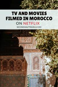 Netflix TV Shows and Movies Filmed in Morocco