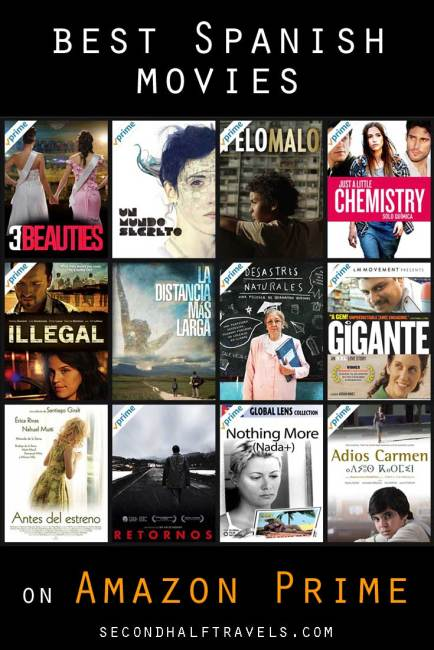 Best Spanish Movies on Amazon Prime Video to stream for free