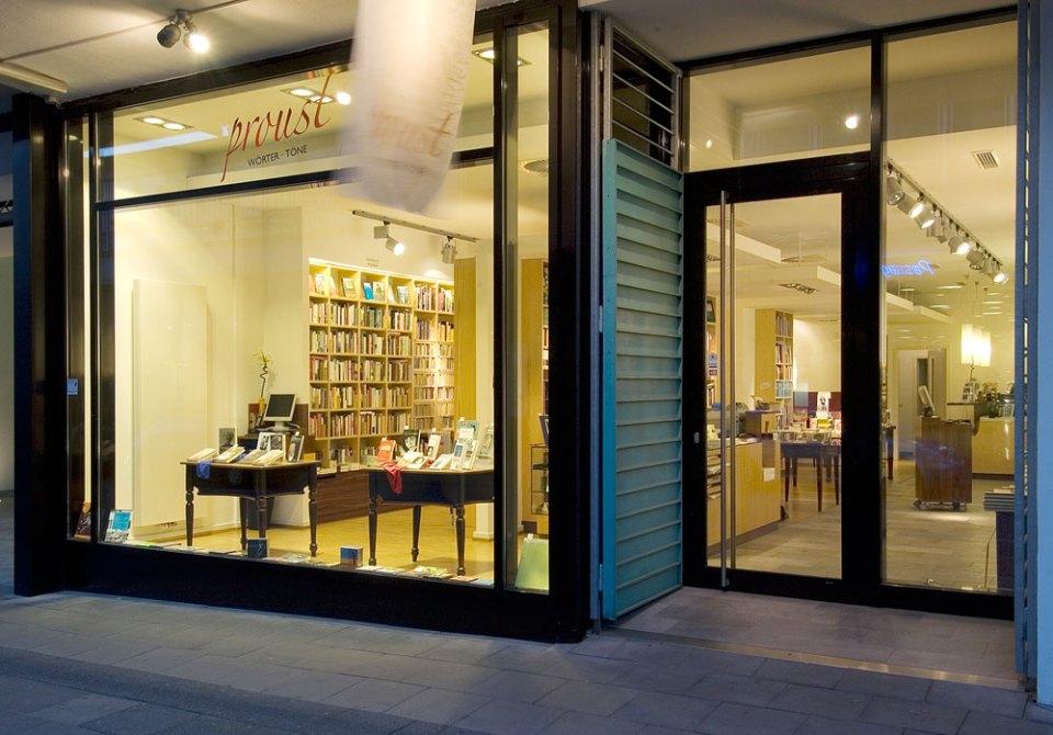 Proust Wörter + Töne, Essen, Germany - best bookstores of the world