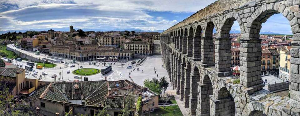 Segovia - early retirement travel