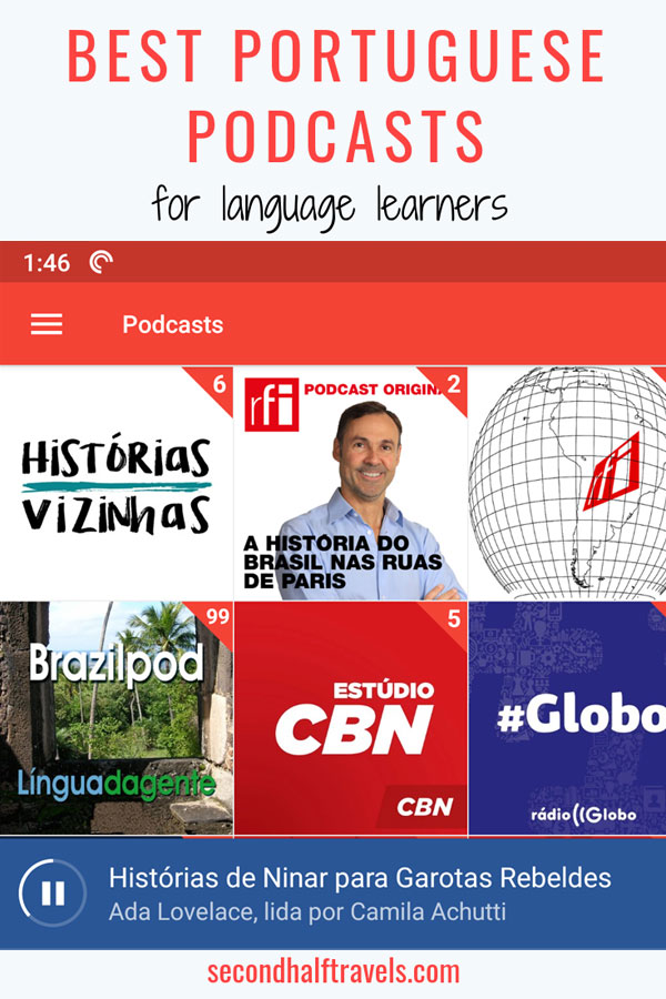 Best Portuguese Podcasts for Language Learners