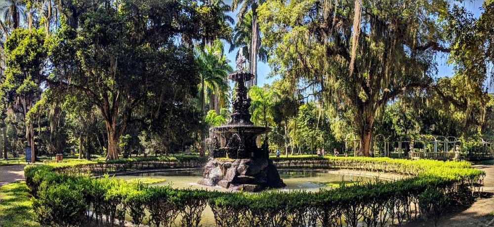 Jardim Botânico (botanic garden), Rio