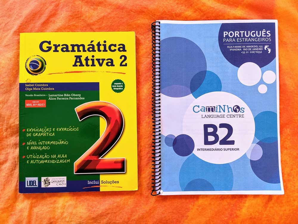 Learning Portuguese in Brazil at Caminhos Language Centre