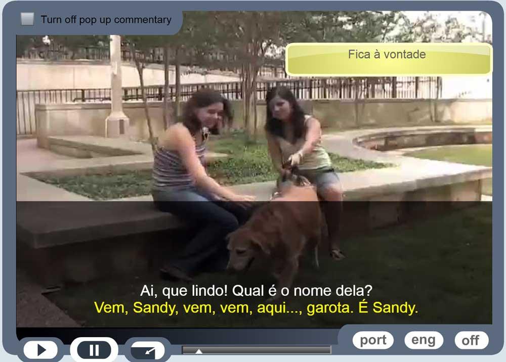 Conversa Brasileira - Brazilian Portuguese videos