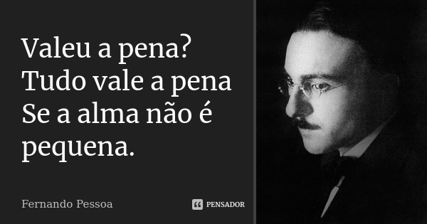 Beautiful lines from Pessoa's poem Mar Português