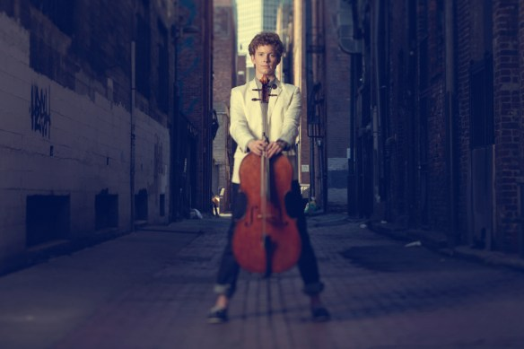 Joshua Roman, cello