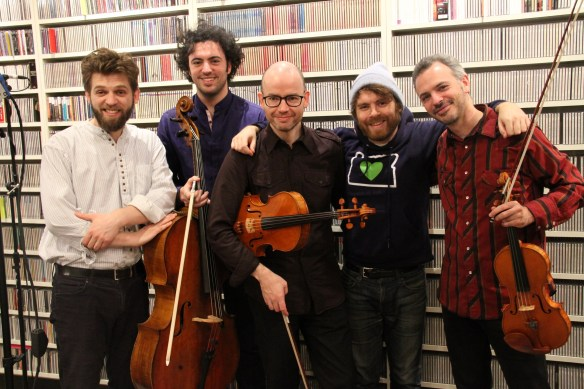 Brooklyn Rider + Gabriel Kahane 02-01-16 1-resized