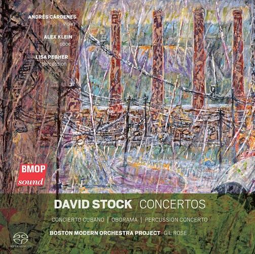 David Stock: Concertos