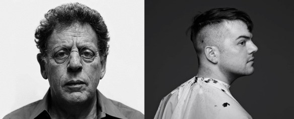 Philip Glass and Nico Muhly