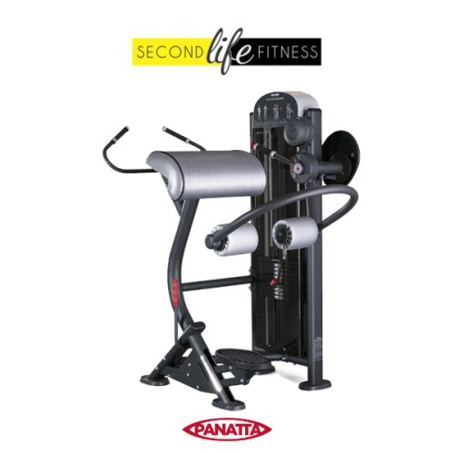 Panatta-Gluteus-Machine