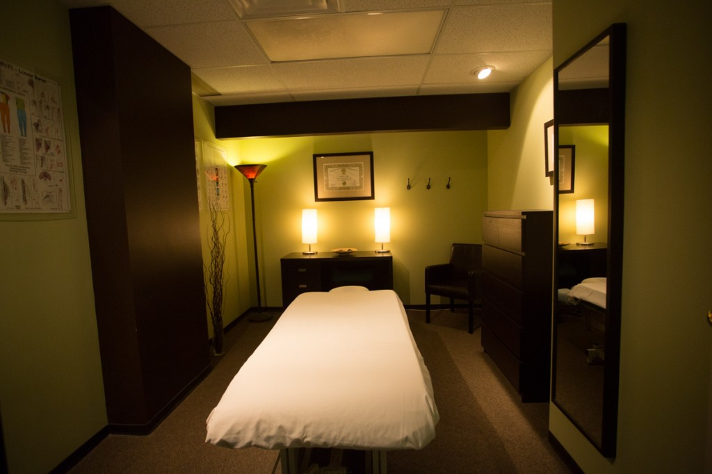 Relaxing Massage Treatment Rooms At Second Narrows Massage