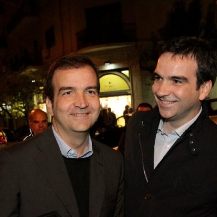 Mario e Roberto Occhiuto