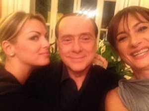 Pascale, Berlusconi e Luxuria