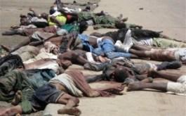 Strage di cristiani in Nigeria  (photo/Gbenga Akinbule/AP)
