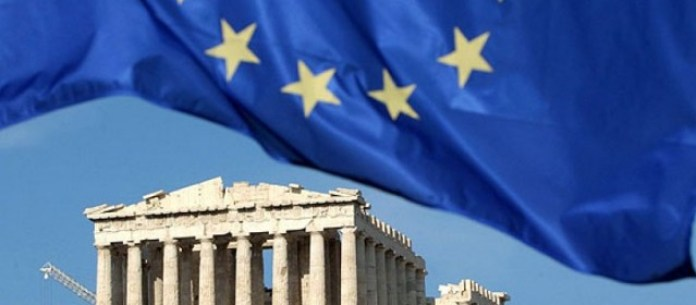Grecia partenone Ue