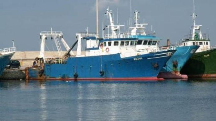 Peschereccio Airone sequestrato da miliziani libici