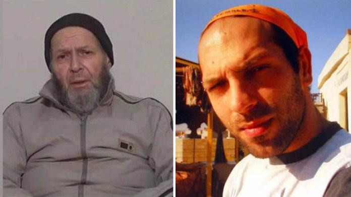 Warren Weinstein e Giovanni Lo Porto i due cooperanti uccisi in Afghanistan dalla Cia