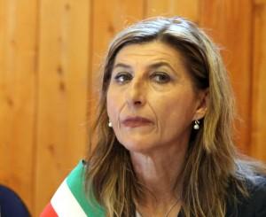 Il sindaco di Lampedusa Giusi Nicolini