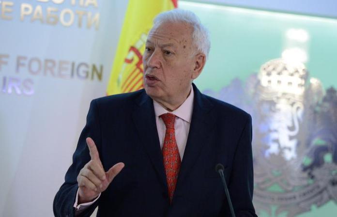 Jose' Manuel Garcia-Margallo (Epa)