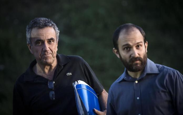 Da sinistra Fabrizio Barca  con Matteo Orfini  Rivoluzione nel Pd dopo i circoli dannosi