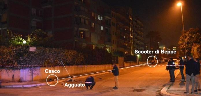 ricostruzione- omicidio-di-Giuseppe-Sciannimanico