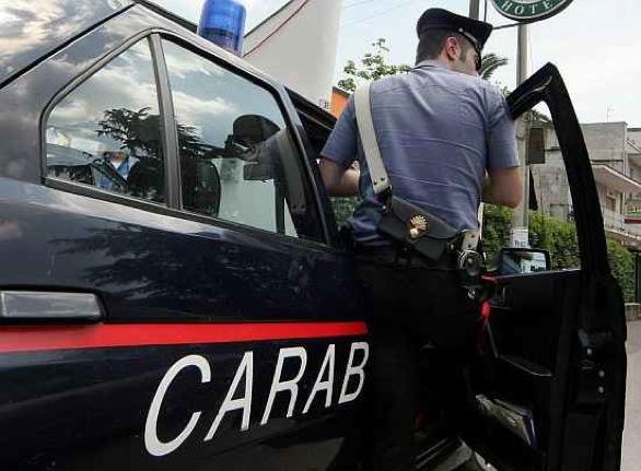Catania, estorsione mafiosa. 8 arresti dei Carabinieri
