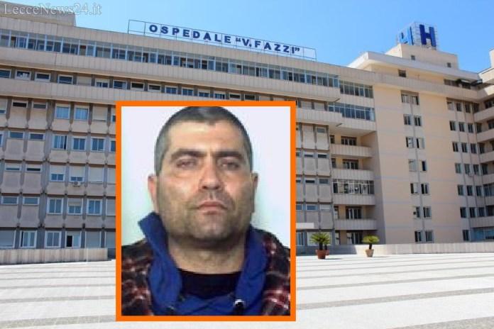 Terrore a Lecce, Fabio Perrone prima spara e poi evade