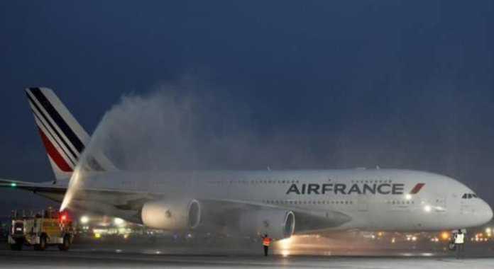 Avro RJ85 dell'Air France
