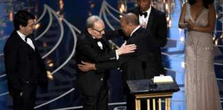 Ennio Morricone vince l'oscar 2016
