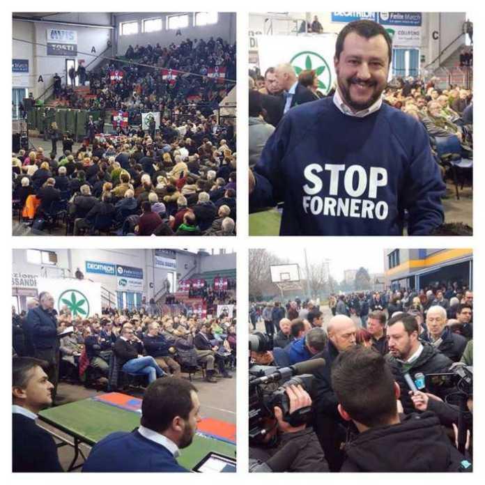 Matteo Salvini contro i giudici. La procura di Torino indaga