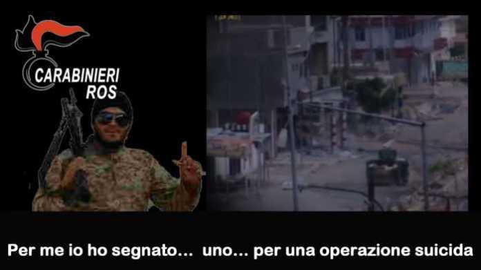Roma, operazione anti terrorismo. Smantellata cellula ISIS