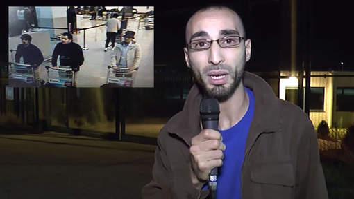 E' Faysal Cheffou l'uomo misterioso col cappello all'aeroporto di Zaventem. Un free lance islamico