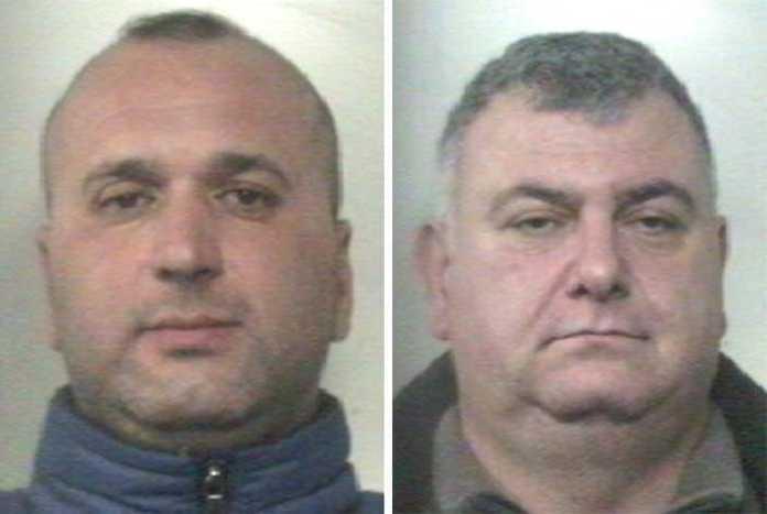 Cavallo di ritorno, arresti a Rende Gianluca Fantasia e Giampiero Canonaco