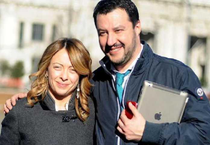Salvini e Meloni insieme anche a elezioni Torino. Berlusconi riflette