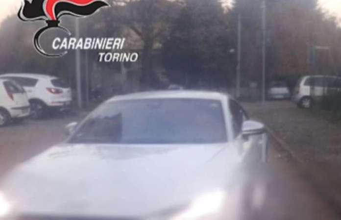 torino arrestata banda rapinatori albanesi Audi bianca
