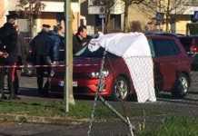 San giorgio delle Pertiche Padova, trovata coppia uccisa in auto