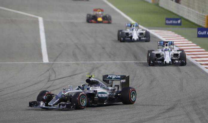 Formula 1: il Gran Premio del Bahrain lo vince Rosberg