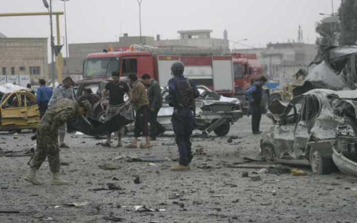 attentato a baghdad