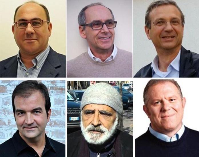 Candidati a sindaco Cosenza